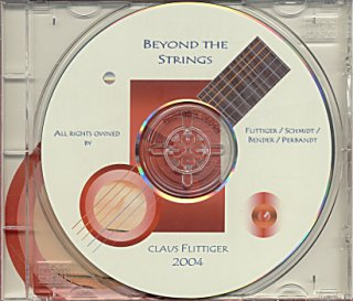 Audio-CD: beyond the strings (2004)