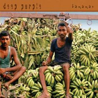 Plattencover Deep Purple - Bananas